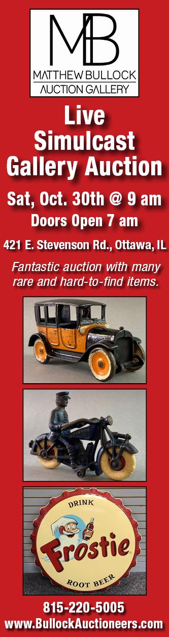 Bullock Auctioneers
