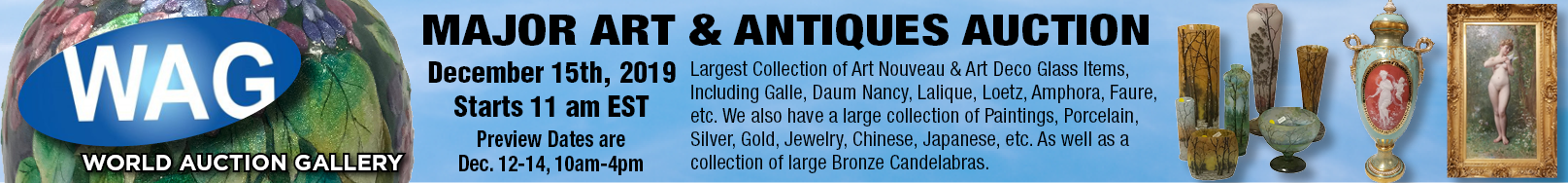 World Auction Gallery